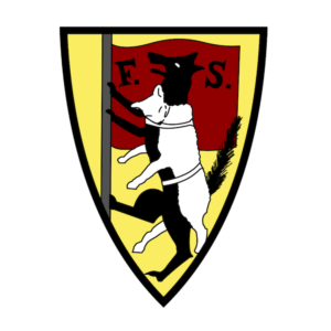 The Fabian Society Coat of Arms - A wolf in sheep's clothing.
