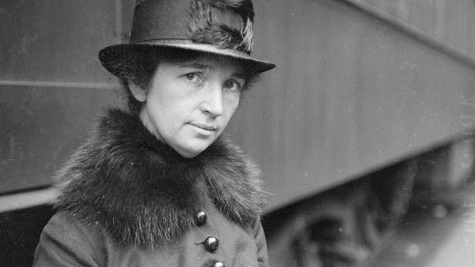 """They are … human weeds,"" ""reckless breeders,"" ""spawning … human beings who never should have been born."" - Margaret Sanger, founder of Planned Parenthood, wrote about the poor in her book 'Pivot of Civilization'."